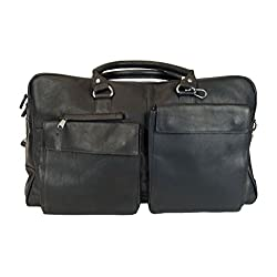 Latico Basics Two-Pocket Duffel