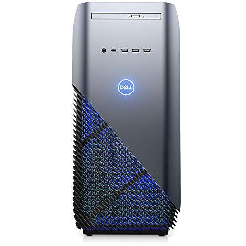 2019 Dell Inspiron 5680 Gaming Desktop Computer, 8th Gen Intel Hexa-Core i7-8700 up to 4.6GHz, 32GB DDR4 RAM, 1TB 7200rpm HDD + 256GB PCIe SSD, DVDRW, GeForce GTX 1060 3GB, 802.11AC WiFi, Windows 10