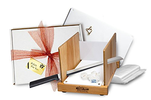 The Bread Pal Slicer Gift Set. 100% USA Made.