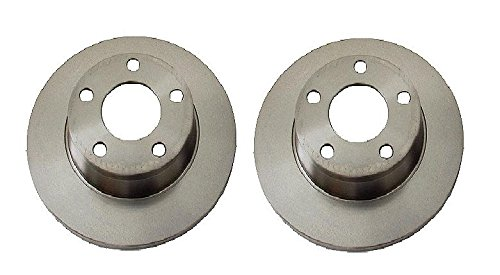 - ATE 4B0615601B PremiumOne Slotted Rotor -CW10260