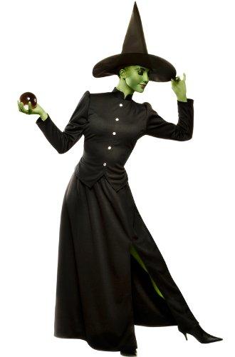 [Goddessey Evil Salem Witch Adult Costume-X-Large] (Salem Witches Costumes)
