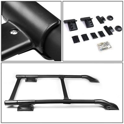 Nissan Frontier Crew Cab OEM Style Roof Rack: Fits 2005, 2006, 2007, 2008, 2009, 2010 2011, 2012, 2013 and 2014 Nissan Frontier - Frontier Roof Rack