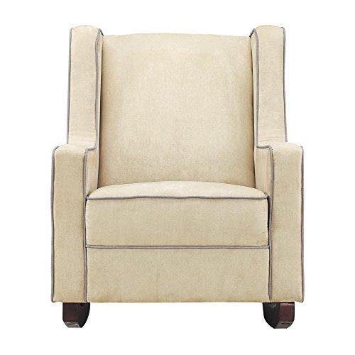 Remarkable Baby Relax The Abby Nursery Rocker Chair Beige Buy Online Evergreenethics Interior Chair Design Evergreenethicsorg