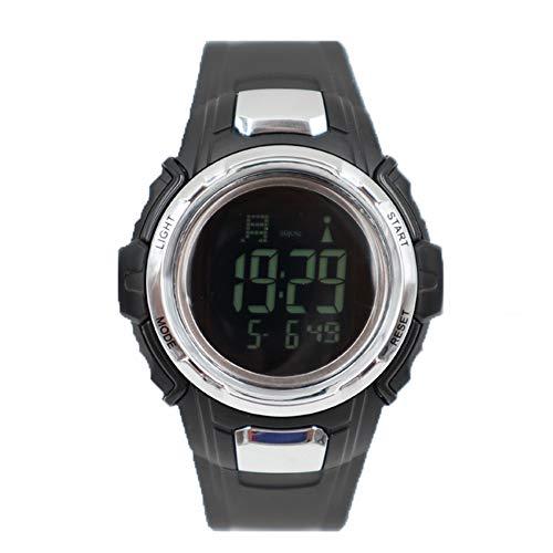 Licini New 2019 Waterproof Watch Solar Watch Radio Solar Watch Fashion Men's Watch Outdoor Sports Watch Swimming Watch