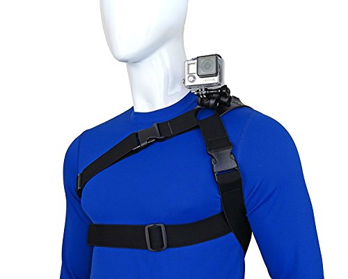 STUNTMAN 360 Shoulder Harness Cameras