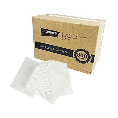 UCOSHIER Disposable Dry Wipes Absorbent Cleansing Cloths Super Gentle Baby Wipes Makeup Remover Surface Cleansing,10