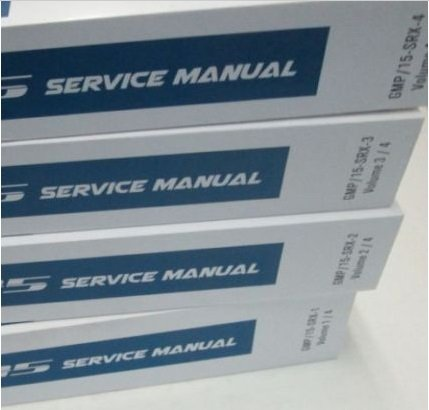 2016 GM Chevy Chevrolet Malibu Limited Service Shop Workshop Manual Set NEW