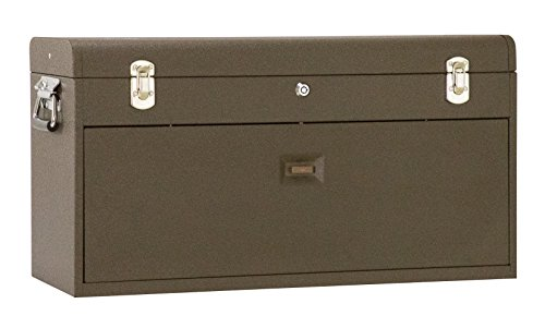 Kennedy Manufacturing 526B 8-Drawer Machinist's Chest with Friction Slides, Brown Wrinkle by Kennedy Manufacturing (Image #3)