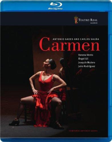 Vanesa Vento - Carmen (Blu-ray)