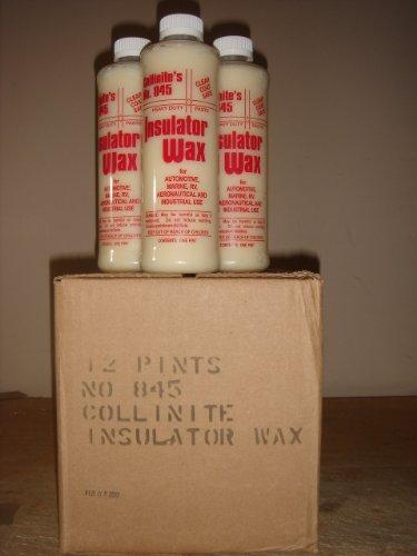 Full Case Collinite 845 Insulator Wax by Collinite Insulator