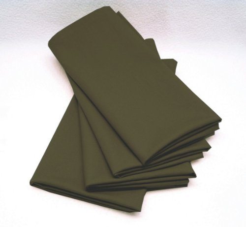 Fabric Textile Products, Inc. Loden Milliken Signature Dinner Napkins - 10 Dozen