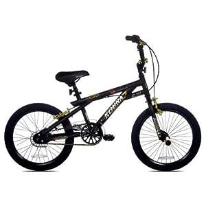 Kent 18 inch Kobra Bicycle - 81830, Black