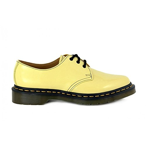 Dr Martens – 1461 Acid Patent – 20499752 – Color: Yellow – Size: 8.5
