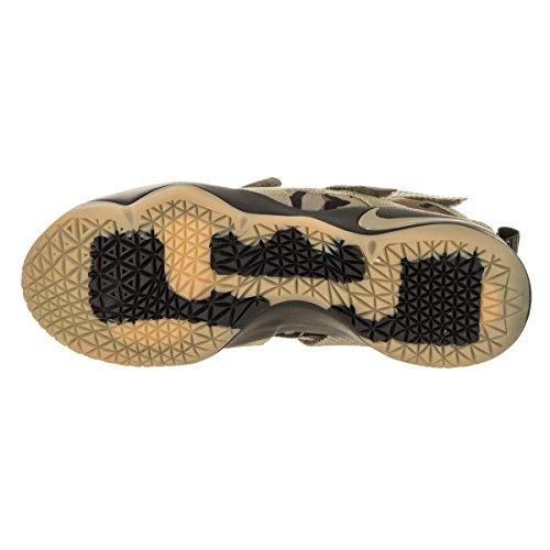 Nike Lebron Soldier Xi Mens 897644-200 Oliva Neutra / Oliva Neutra-sequoia