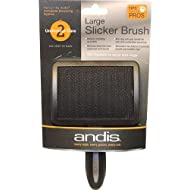Andis Premium Firm Slicker Brush, Pet Grooming (80585)