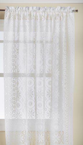 lace panels 63 inches - 5