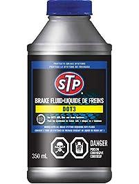 STP Brake Fluid DOT 3, 350ml