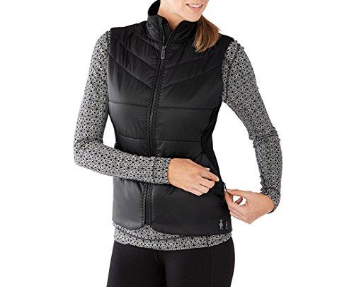 - SmartWool Women's Corbet 120 Vest (Black) Large
