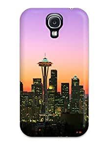High Quality Seattleeahawks (2) Case For Galaxy S4 / Perfect Case