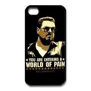 iPhone 4,4S Phone Case Black The Big Lebowski BF5981174
