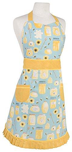 (Now Designs Betty Apron, Honeybee)