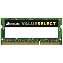 Corsair CMSO4GX3M1C1600C11 4GB (1x4GB) 1600MHz PC3-12800 204-Pin DDR3 SODIMM Laptop Memory 1.35V