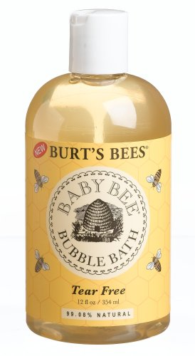 Burt's Bees Baby Bee Bubble Bath,Tear free, 12-Ounce Bottles (Pack of 3) Burt' s Bees hbf-jjj-omgh-mh3239
