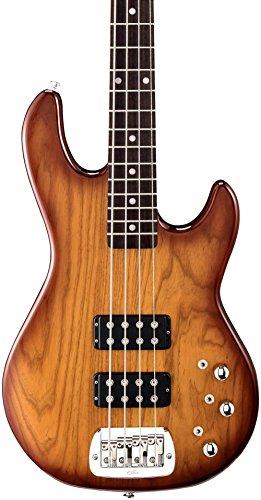 Fullerton Finish (G&L Tribute L2000 Electric Bass Guitar Tobacco Sunburst Rosewood Fretboard)