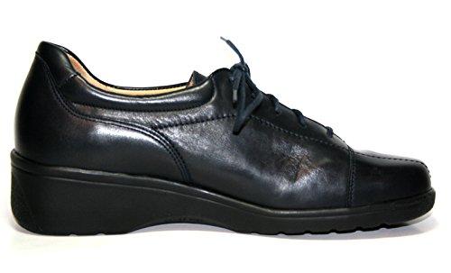 Ganter , Chaussures de ville à lacets pour femme Bleu Ozean 37