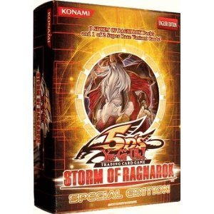 YuGiOh 5Ds Storm of Ragnarok SE Special Edition Pack Random Promo (Special Edition Booster Pack)