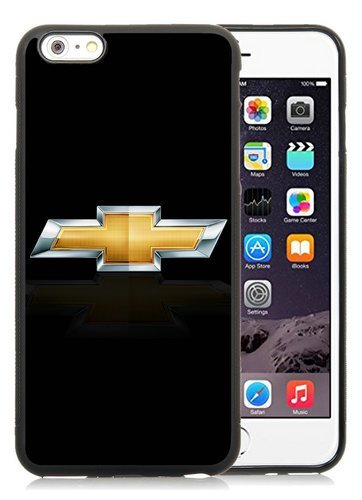 Chevrolet Logo 1 Black Shell Case for iPhone 6S Plus 5.5 Inches,iPhone 6 Plus TPU Cover