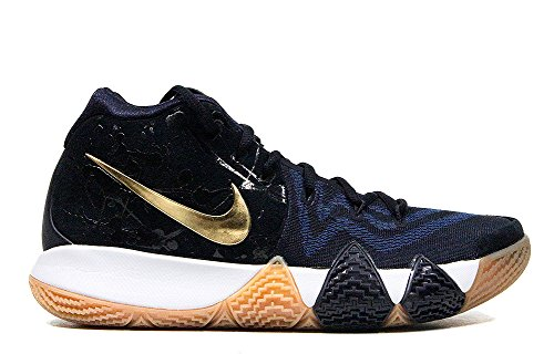 NIKE Mens Kyrie 4 Basketball Shoes (13, Pitch Blue)