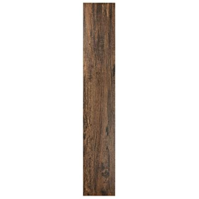 Achim Home Furnishings VFP2.0RW10 Tivoli II Peel 'N' Stick Vinyl Floor Planks (10 Pack)