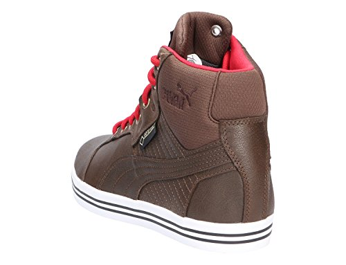 Chocolate Puma Gtx Stivali haute Uomo L Brown Tatau Red Mid wqw4R61