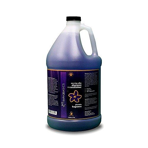 Bark 2 Basics One Step Silky Shampoo Plus Conditioner, 1 gallon by Bark 2 Basics