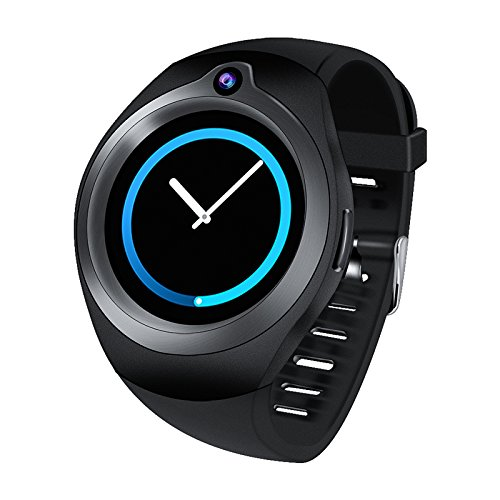 Amazon.com: ZGPAX S216 Android 5.1 OS Smart Watch 1.3 inch ...