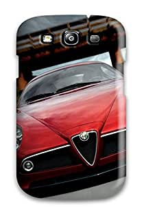 Protective Tpu Case With Fashion Design For Galaxy S3 (alfa Romeo Vehicles Cars Other)