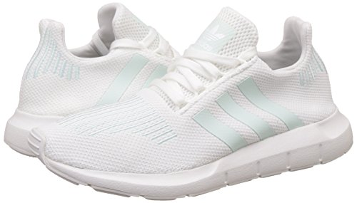 Adidas footwear Basses Blanc One ice grey Femme Mint Run Swift White PqZwxPFpa