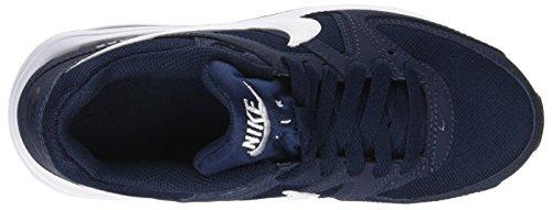 Nike Air Max Command Flex Gs, Zapatillas los Niños y Adolescentes, Azul (Obsidian/White/Black), 35.5 EU