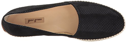 Paul Green Women's Wisdom Ballet Flat Blue Dots Cmbo outlet in China 7aej0GvG