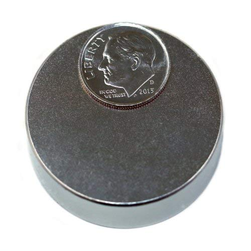 Super Strong Neodymium Magnet 1.5 x 3/8