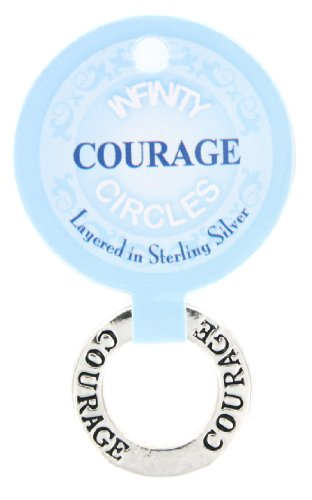 Infinity INF CRG Courage Circles Pendant product image