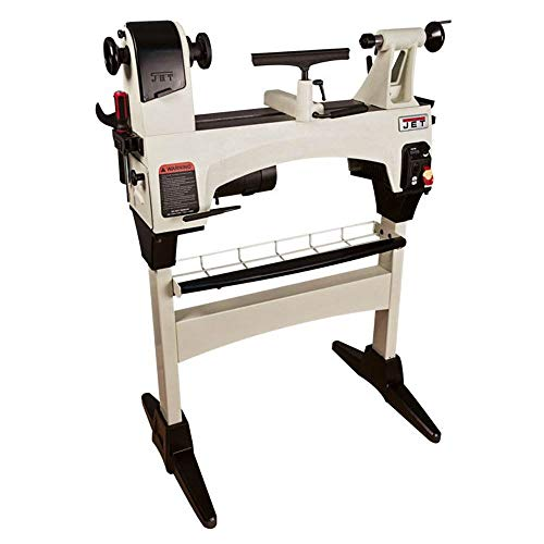 JET JWL-1221VS 12-Inch by 21-Inch Variable Speed Wood...