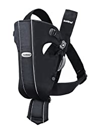 BABYBJORN Baby Carrier Original, Black, Cotton BOBEBE Online Baby Store From New York to Miami and Los Angeles