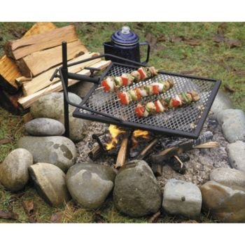 camping.com Adjust-A-Grill - 13570 by Panacea
