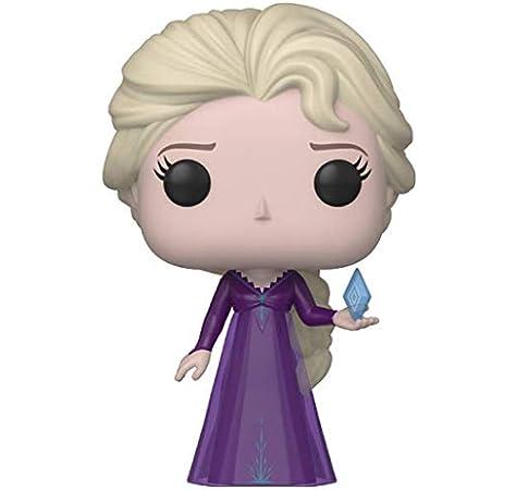 Funko Pop Frozen II Elsa 594 - Edición exclusiva de Frozen 2 ...