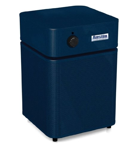 Allergy Machine Room HEPA Air Purifier Color: Midnight Blue