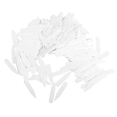 MagiDeal Plastic Collar Stiffeners 2 5inch