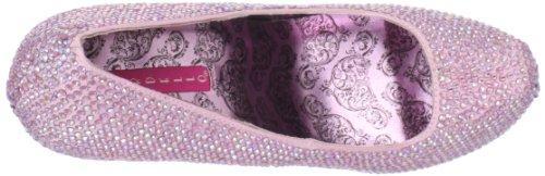 Pleaser Pink Donna Punta B Satin Tacco Teeze irid 06r Chiusa Col Scarpe Rs rW1wqrn6z