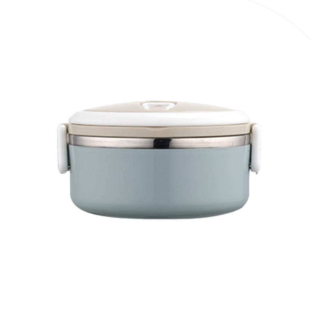 ec50d16da9a4 Amazon.com: MelysUS New Unisex Portable Stainless Steel Multi-layer ...